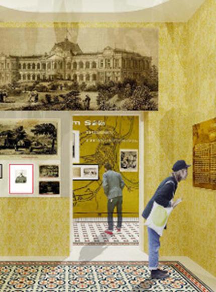 Ngo Dinh Diem Museum